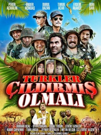 Türkler Çıldırmış Olmalı